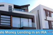 Private money lending in an IRA
