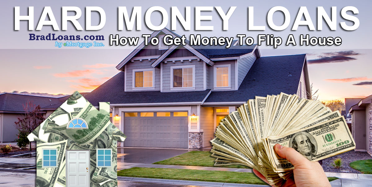 How To Get Money Flip A House