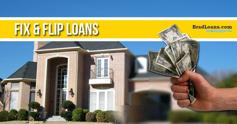 Collateral Loan Bad Credit >> Fix And Flip Loans | Up To 100% LTV Hard Money Lending - Brad Loans